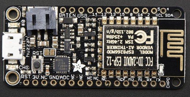 ESP8266 ve micopython